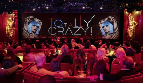 New Year's Eve Crazy Horse Cabaret Show