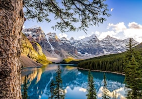 Lake Louise & Yoho N.P & Moraine Lake 1-Day Small Group Tour
