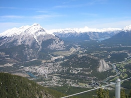 Banff Area 1-Day & Hiking Small Group Tour