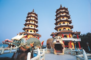Private Custom Tour: One Day in Kaohsiung