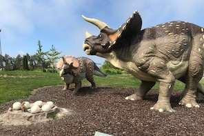 Guided tour to Tito Bustillo and Asturias' Jurassic Coast