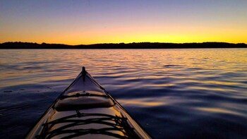 Sunset Murray Mouth Kayaking Tour