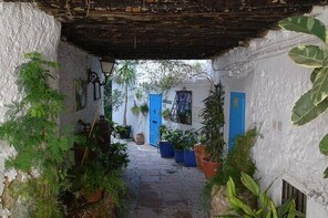 Private walking tour around the Old Town of Frigiliana