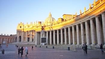 Ingresso riservato: tour autoguidato della Basilica di San Pietro