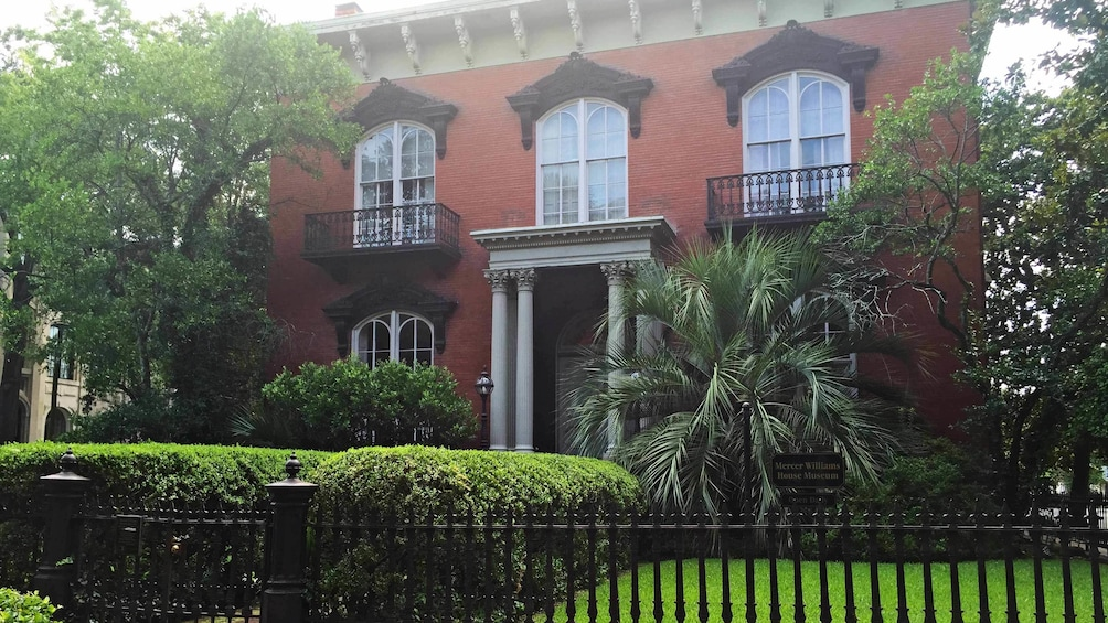 Show item 1 of 8. Beautiful gated building in Savannah