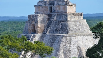 Uxmal Premium Tour from Progreso