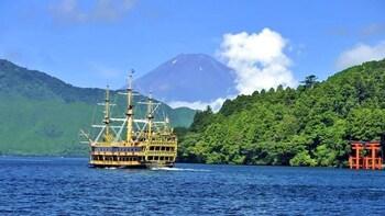 Lake Ashi Cruise & Hakone Ropeway