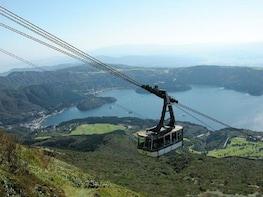 Lake Ashi Cruise, Hakone Ropeway & Gotemba Premium Outlets