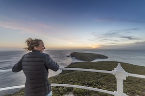 Cape Bruny Lighthouse Tour at Sunset