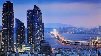 釜山 2 日城市旅遊巴與 KTX 火車