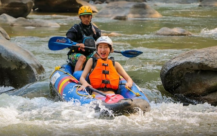2-Day Flight of the Gibbon Zipline & River Kayaking