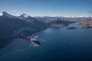 Alpine Adventure Helicopter Flight & Landing