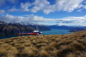 The Remarkables Helicopter Flight Queenstown