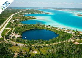 Private tour to Bacalar