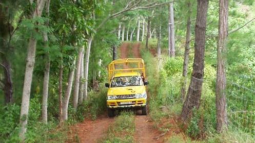 Aito 4WD safari Tour in Bora Bora