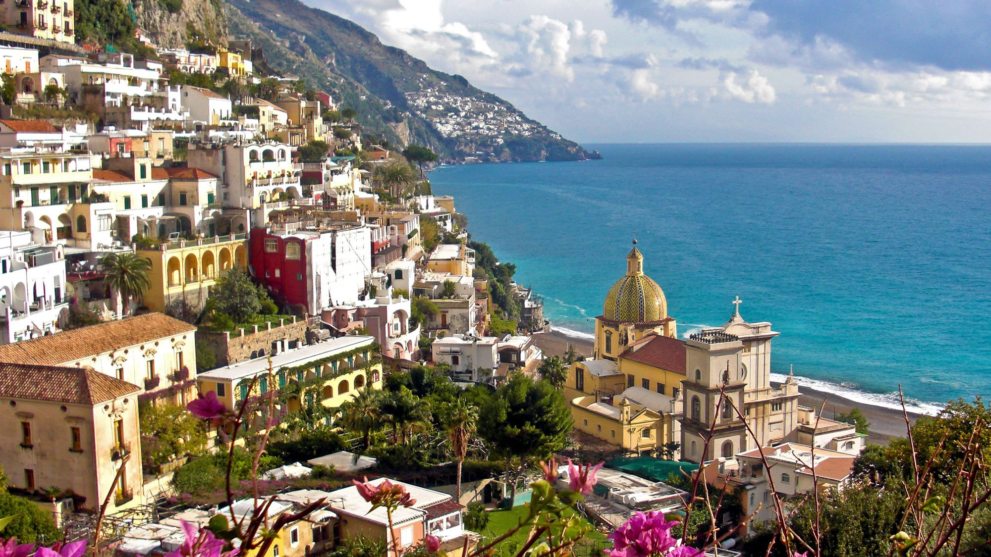Amalfi Drive Full-Day Tour from Sorrento
