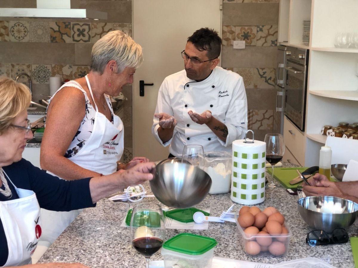 Sorrento Cooking Class Nonna Gianna