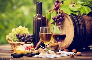 Tour di Pompei e degustazione di vini con partenza da Sorrento