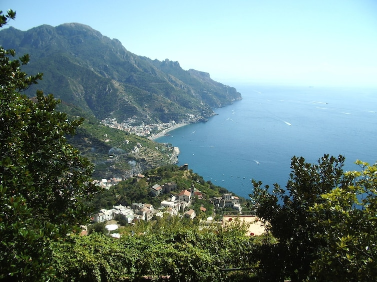 Show item 3 of 10. Amalfi Coast Small-Group Tour from Sorrento By Minivan