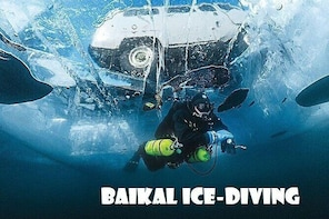 Lake Baikal ICE-DIVING (with instructor)