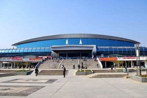 Yiwu Railway Station Private Arrival Transfer to City Area