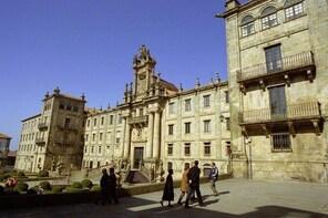 Santiago de Compostela and A Coruña Private Tour