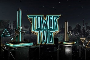 Private - Three games of Tower Tag Experience (up to 8 players in 2 teams)