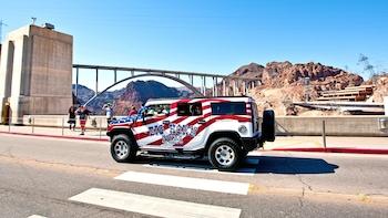 Hummer H2 Hoover Dam Tour