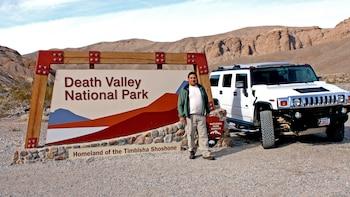 Death Valley National Park Hummer Tour