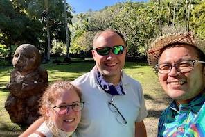 Private TAHITI Half-day 5h Circle Island Tour (Departs 8am or 1pm)