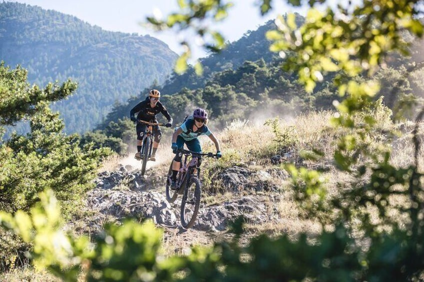 Electric Bicycle Rental on the Costa Brava