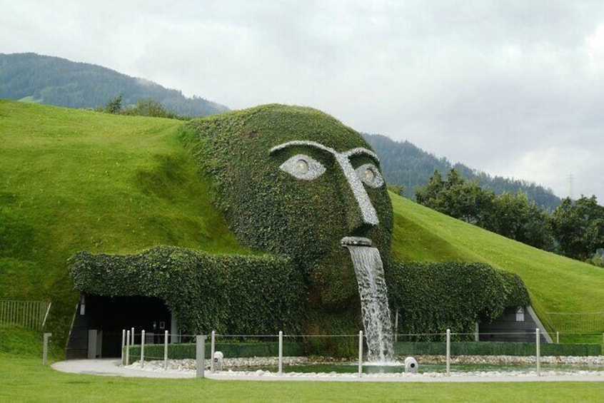 Show item 2 of 2. Wattens Private Walking Tour