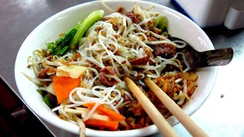 A Vietnamese Bun Bowl