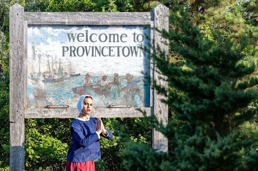 Show item 4 of 5. The Anne Hutchinson Tour of Provincetown