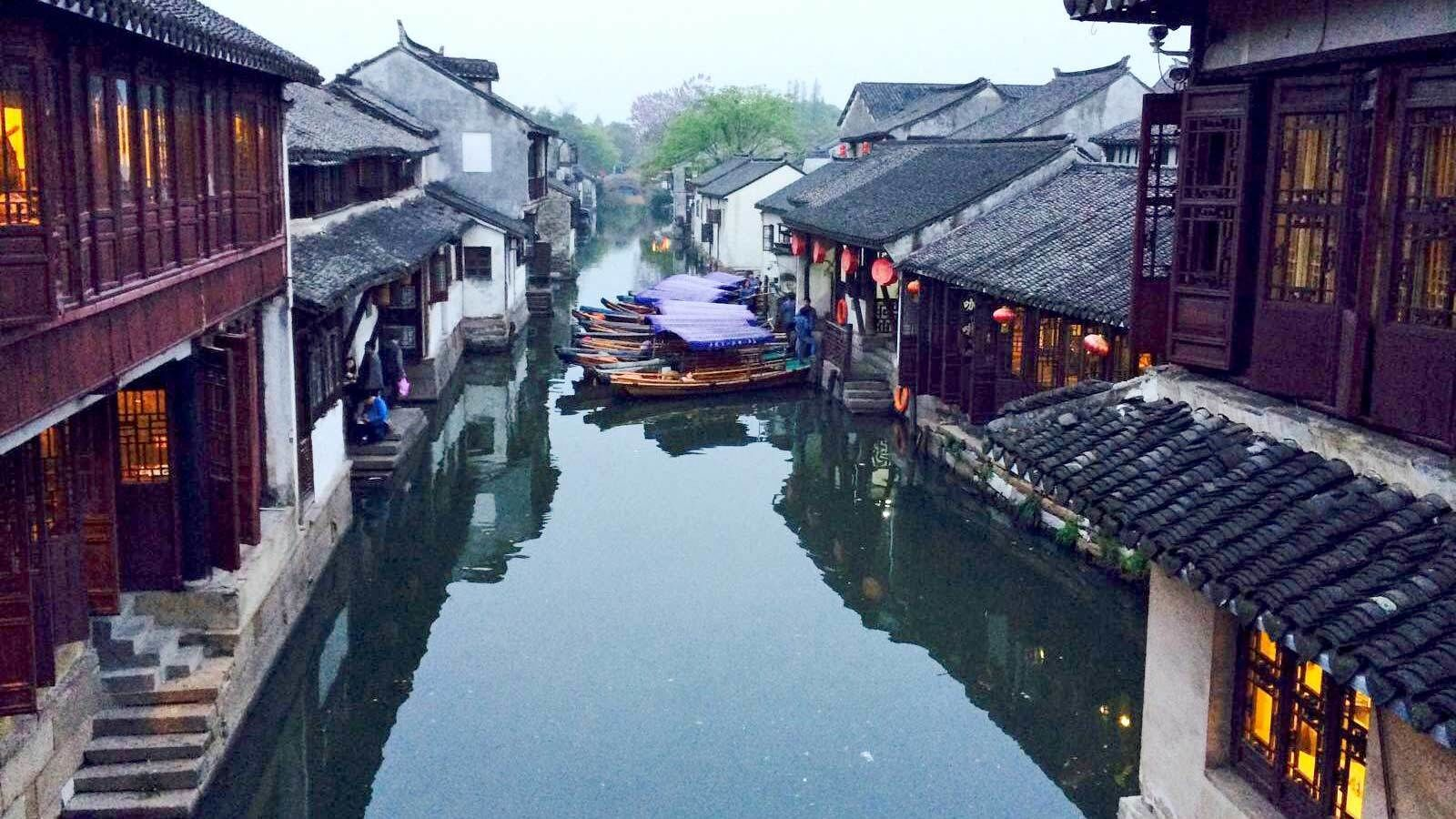 Private Tongli Water Town Tour