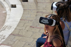 Vip Private Tour+VR Headsets inside the ancient Pompeii!