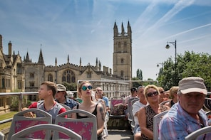 Oxford Hop-On Hop-Off Bus Tour