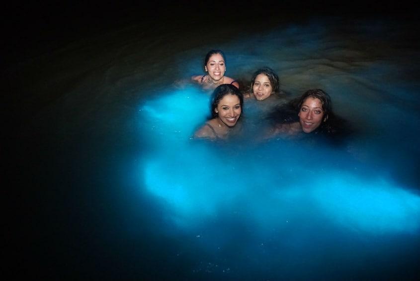Show item 5 of 8. Luminous Lagoon Experience