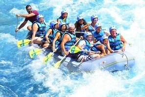 Half-Day Rafting Experience at Koprulu Canyon