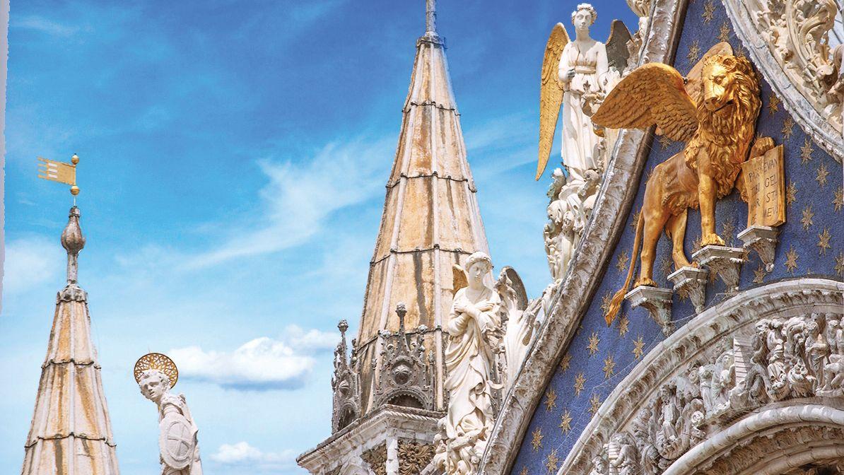 Visita a la Basílica de San Marcos con entrada sin colas