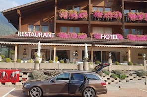 Private transfer from Adelboden to Geneva Airport