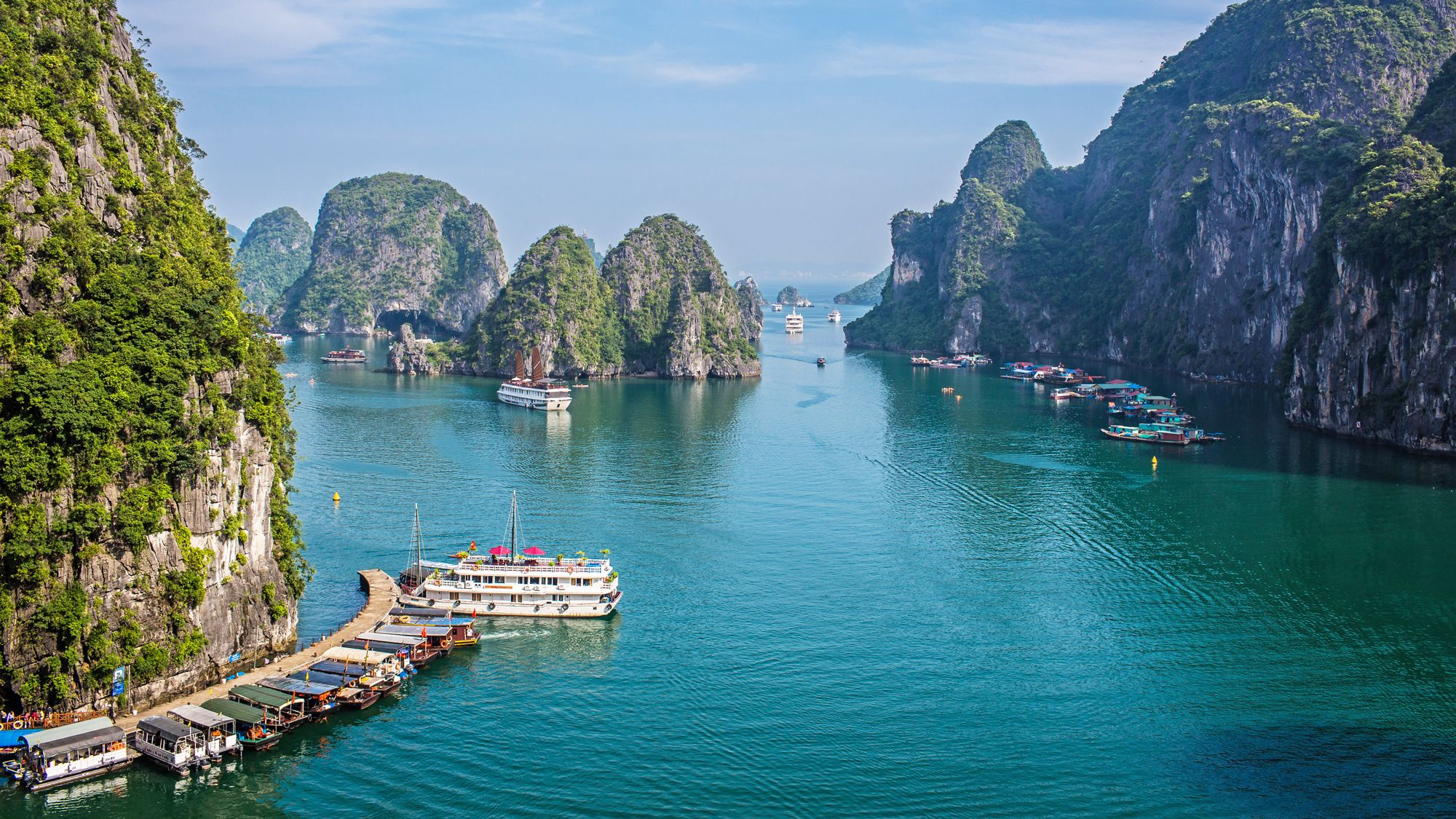 Private 3-Day Halong Bay Cruise