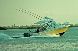 4-Hour Inshore/Nearshore Fishing (Flowing Water Charters)