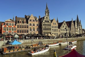 Ghent Private Walking Tour