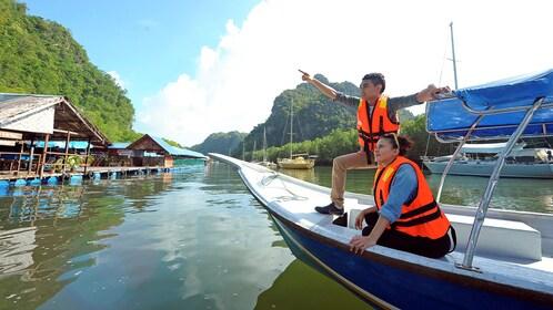 Half-Day Langkawi Island Hopping
