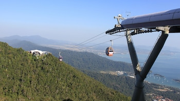 Cable Car/Skycab & Oriental Village Tour