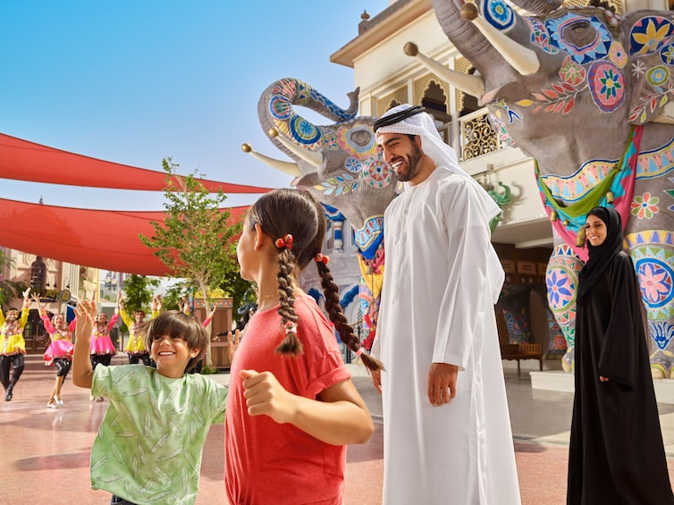 Show item 3 of 10. Four Park Pass with Q-Fast - Dubai Parks and Resorts