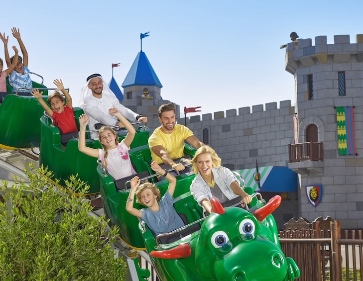 Show item 4 of 10. Four Park Pass with Q-Fast - Dubai Parks and Resorts