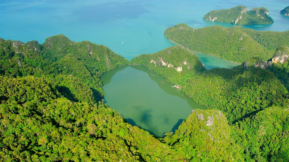Show item 3 of 7. Private Half-Day Langkawi Island Hopping Tour