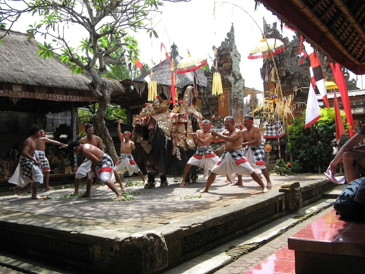 Show item 2 of 8. Bali Culture & Foodie Warung Tour (with Breakfast & Lunch)